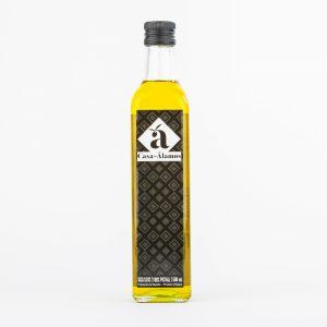 botella medio litro aceite de oliva