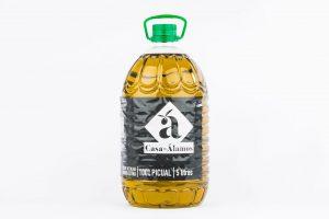 garrafa 5 litros aceite de oliva